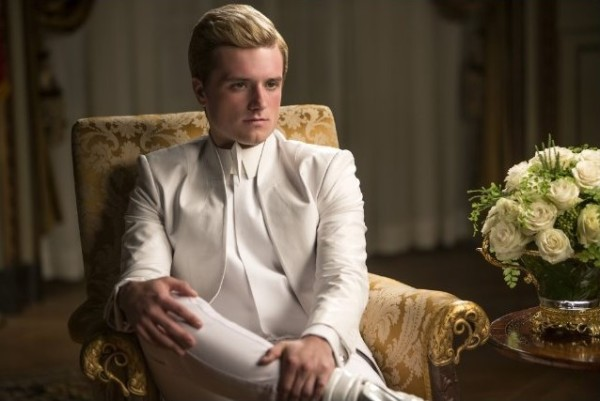 Peeta Mockingjay part 1